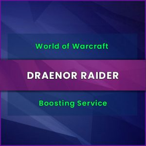 Glory of the Draenor Raider