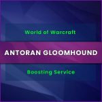antoran gloomhound carry, glory of argus raider