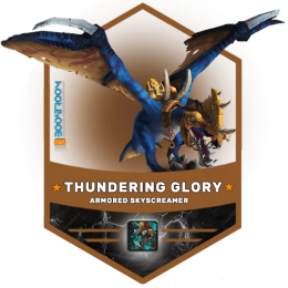 Armored Skyscreamer Mount Boost, thundering raider glory carry