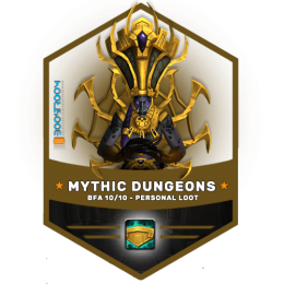 buy bfa mythic dungeons boosting