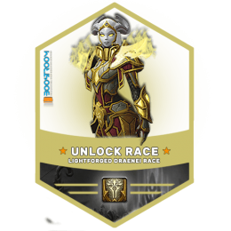buy wow lightforged draenei allied race unlock boost