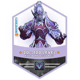 buy nightborne allied race leveling boost, buy allied race level carry us