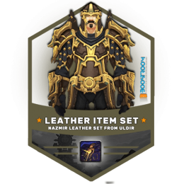 buy nazmir leather set uldir gear boost, buy nazmir leather set uldir gear carry