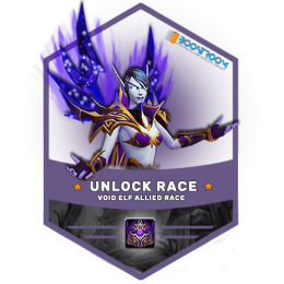 Buy void elf allied race unlock boost