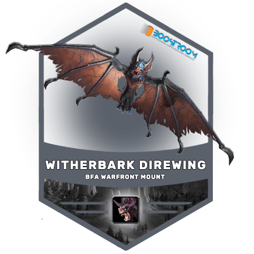 buy witherbark direwing mount boost, buy witherbark direwing mount carry