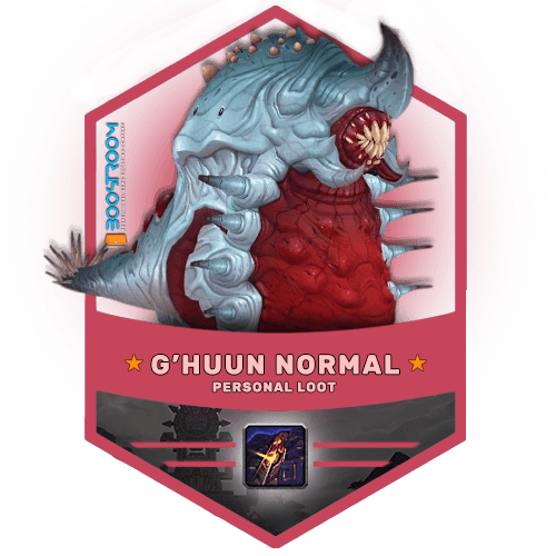 buy ghuun uldir normal kill, buy ghuun uldir normal carry