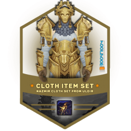 buy nazmir cloth set uldir gear boost, buy nazmir cloth set uldir gear carry