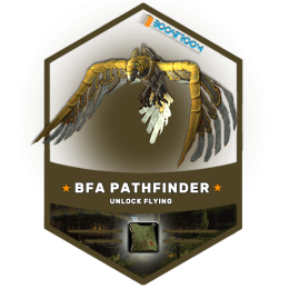 bfa pathfinder boost, bfa pathfinder boost, unlock bfa flying carry, BFA Pathfinder Flying Boost