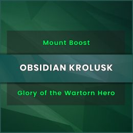 buy glory of the wartorn hero boost