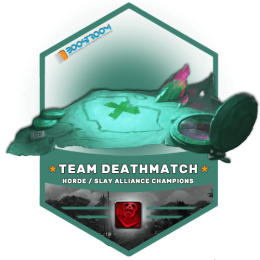 island horde team deathmatch boost, island horde team deathmatch carry
