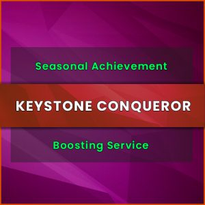 buy keystone conqueror boost, buy keystone conqueror carry