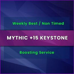 buy wow mythic keystone weekly boost, buy wow mythic keystone weekly carry, wow mythic plus boost