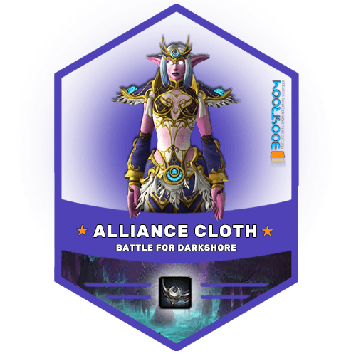 darkshore gear boost alliance cloth, darkshore gear carry alliance cloth
