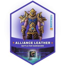 darkshore gear boost alliance leather, darkshore gear carry alliance leather