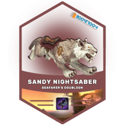 wow sandy nightsaber mount boost, wow sandy nightsaber mount carry