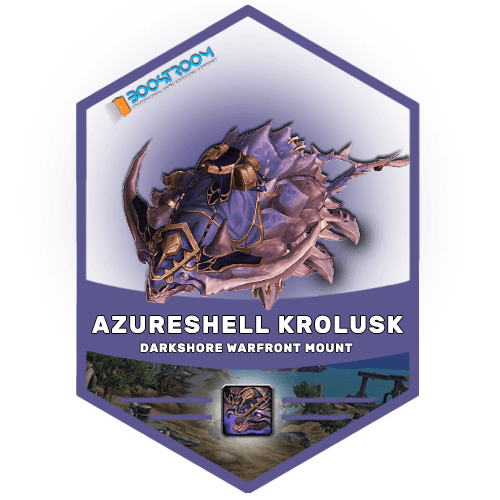 wow azureshell krolusk mount boost, wow azureshell krolusk mount carry