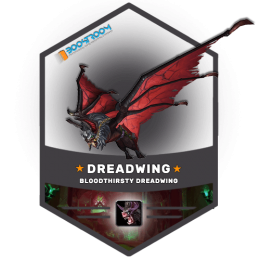 wow bloodthirsty dreadwing mount boost, wow bloodthirsty dreadwing mount carry