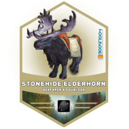 wow stonehide elderhorn mount boost, wow stonehide elderhorn mount carry