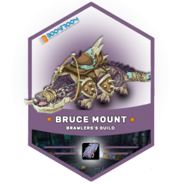 wow bruce mount boost, wow bruce mount carry