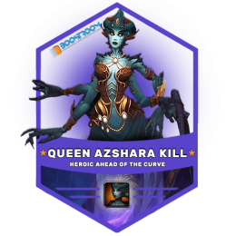 wow queen azshara aotc boost, heroic azshara aotc carry, rise of azshara boost