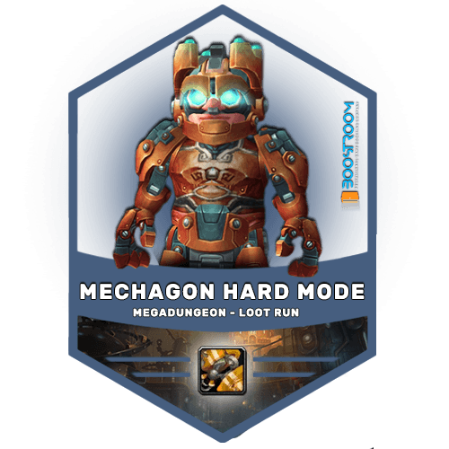 mechagon hard mode boost