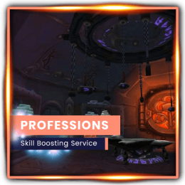 wow classic profession boost