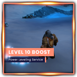 wow classic level 10 boost