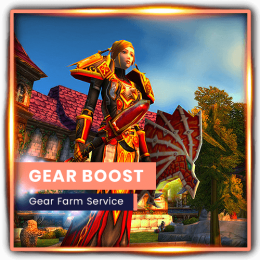 wow classic gear boost, wow classic gear carry