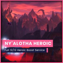 buy nyalotha full heroic boost