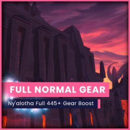 buy nyalotha full normal gear boost