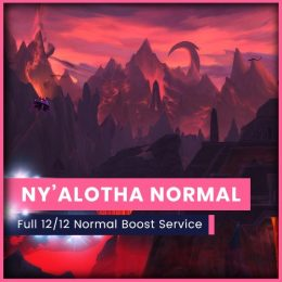 buy nyalotha normal run boost