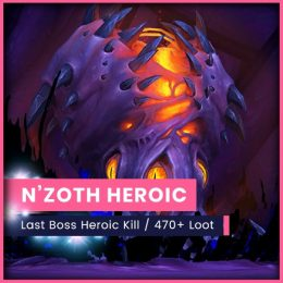 buy nzoth aotc heroic kill boost