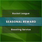 rocket league season reward