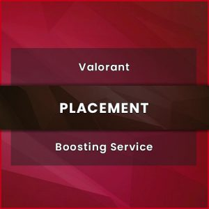 valorant placement boost