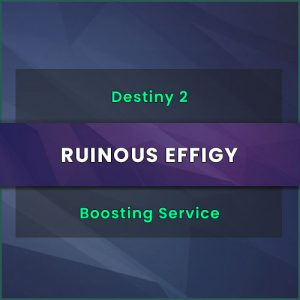 destiny 2 ruinous effigy