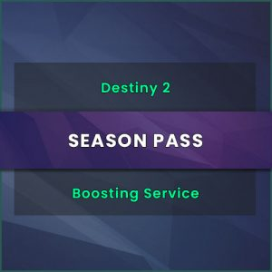 destiny 2 season pass boost